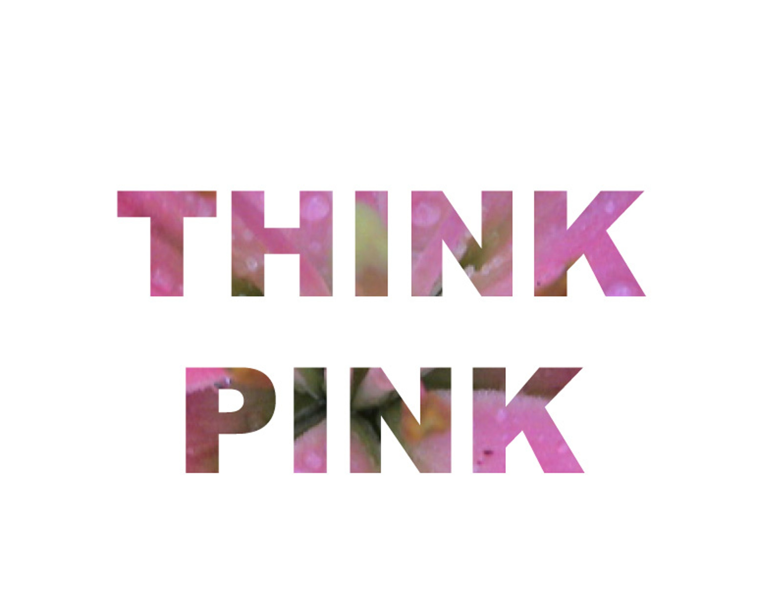think pink by 61single - photo #15